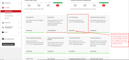 Cara Melaksanakan Live Streaming Di Youtube Memakai Obs Studio Di Pc Atau Laptop