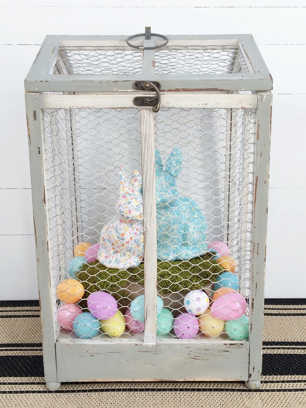 Leroylime easy easter decor for Home goods easter decorations