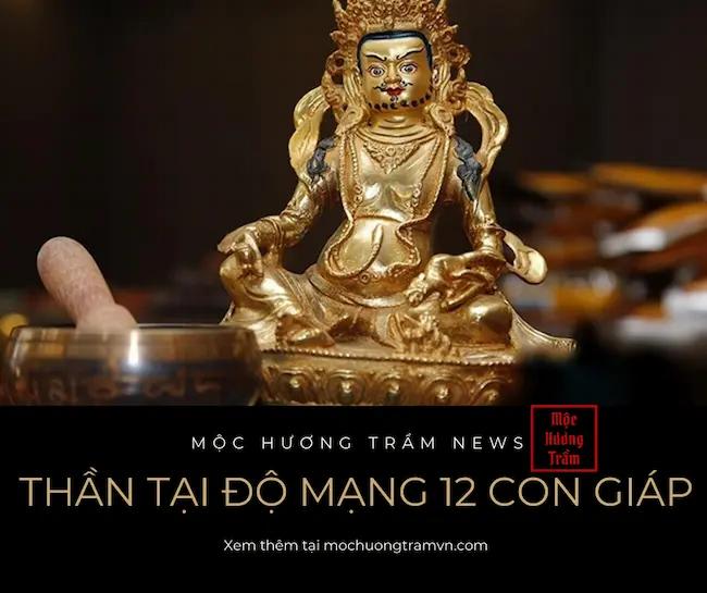 Thần Tài độ mệnh cho 12 con giáp theo Phật giáo Tây Tạng là ai?