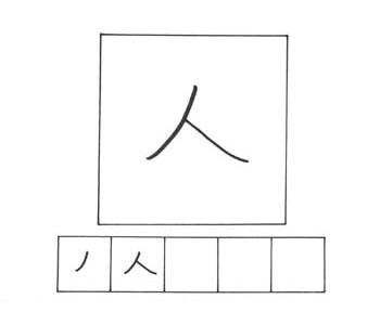 kanji orang