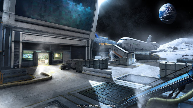 Mira este gameplay de Terminal en Call Of Duty: Infinite Warfare