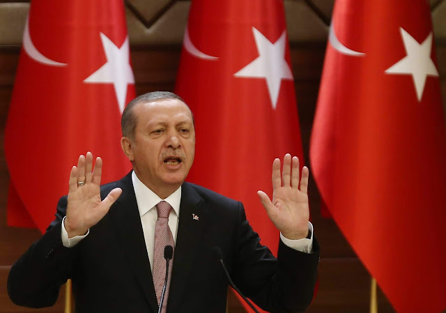 Tuding AS Rencanakan Kudeta Ekonomi, Erdogan: Kami Tidak Akan Menyerah