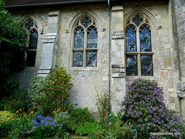 Jardim do Hospital of Saint Cross, Winchester