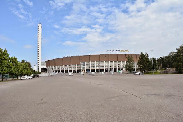 Helsinki Olimpiyat Stadı