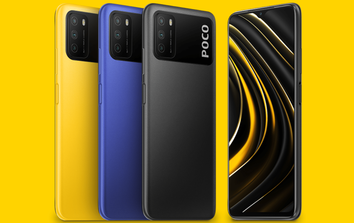 Poco M3 with 48MP cameras and 6000mAh battery launched in India: Price, Specifications