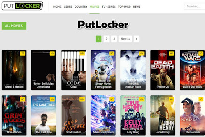 PutLocker - Free Movie Streaming Sites No Sign Up