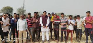 खेल के साथ शिक्षा पर भी ध्यान केंद्रित करें युवा: अजय शंकर   #NayaSaberaNetwork