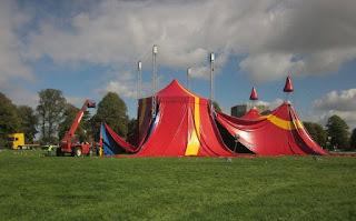 PAD Circus Leaving Town