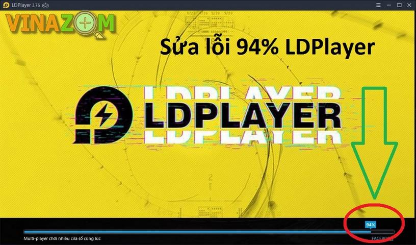 lỗi 94% LD Player