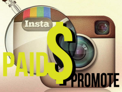 Get Paid To Promote On Instagram