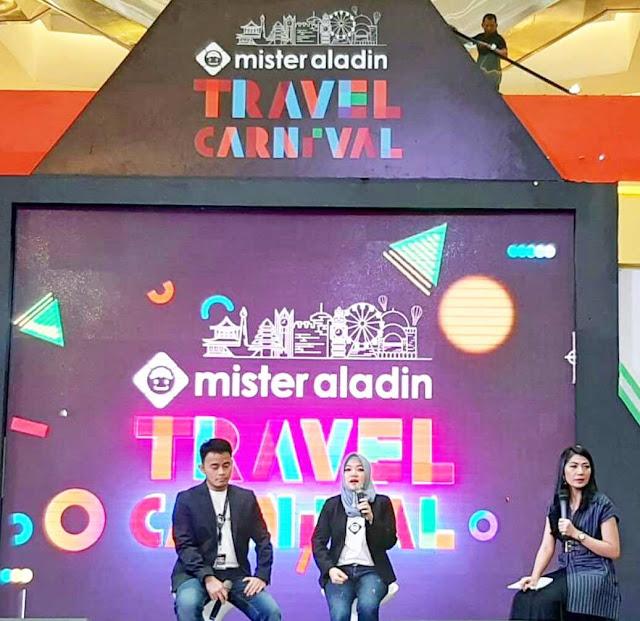 Travel Carnival Mister Aladin 2019
