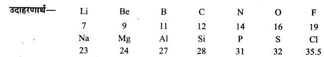 Solutions Class 11 रसायन विज्ञान Chapter-3 (तत्त्वों का वर्गीकरण एवं गुणधर्मों में आवर्तिता)