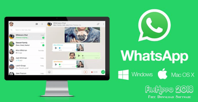 WhatsApp 0.2.7305 2018 for PC Free Download