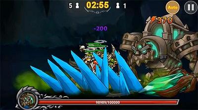 Heroes War: God of Era Mod Apk