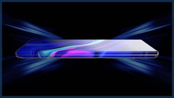 شاشة منحنية Vivo Apex 2020