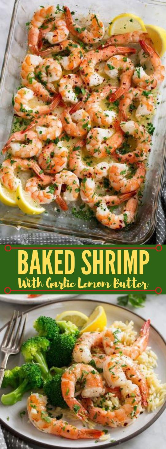 Baked Shrimp #dinner #baked #food #healthyrecipe #meals