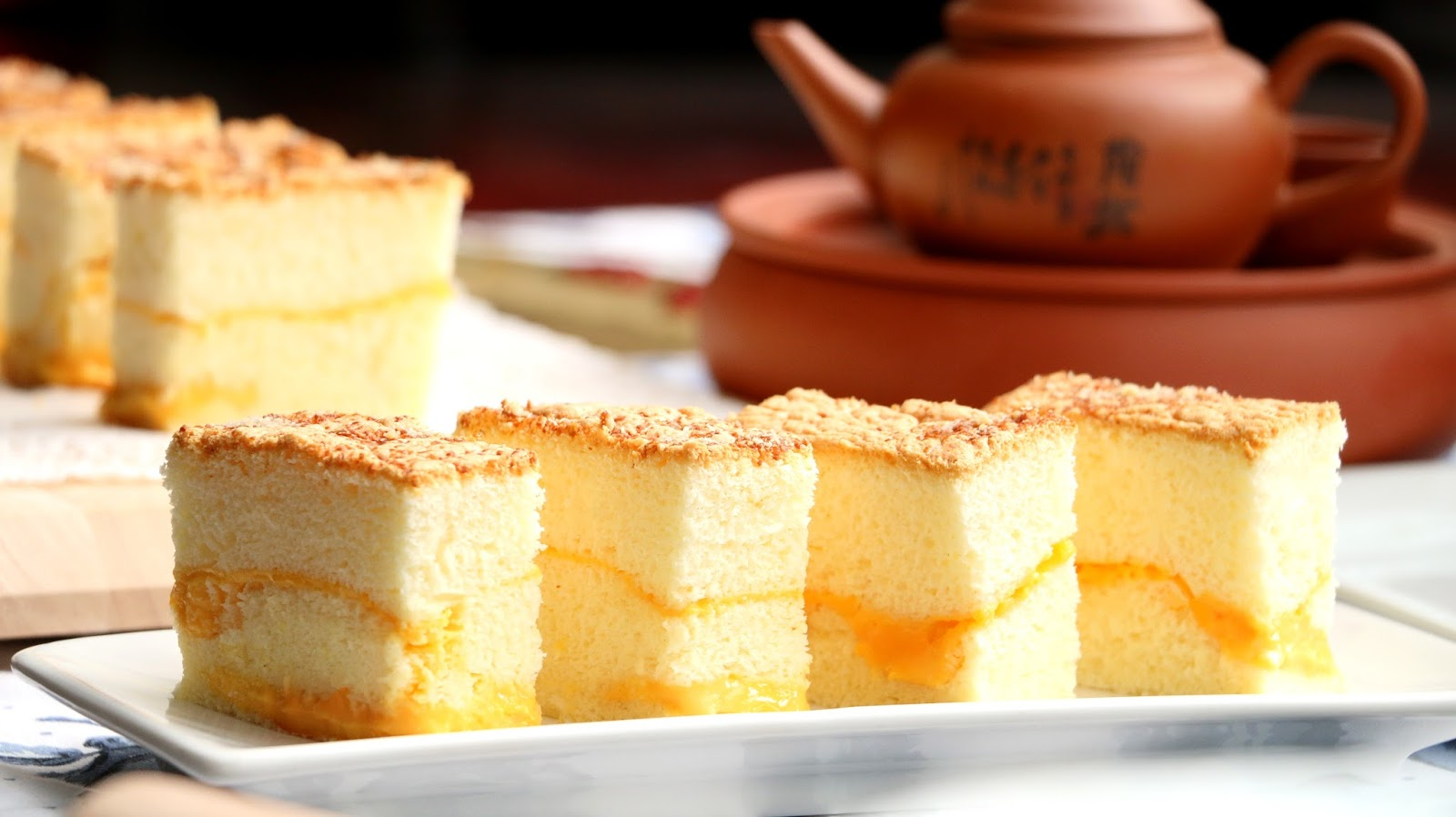 Sponge Cake Cooking Times And Temperatures