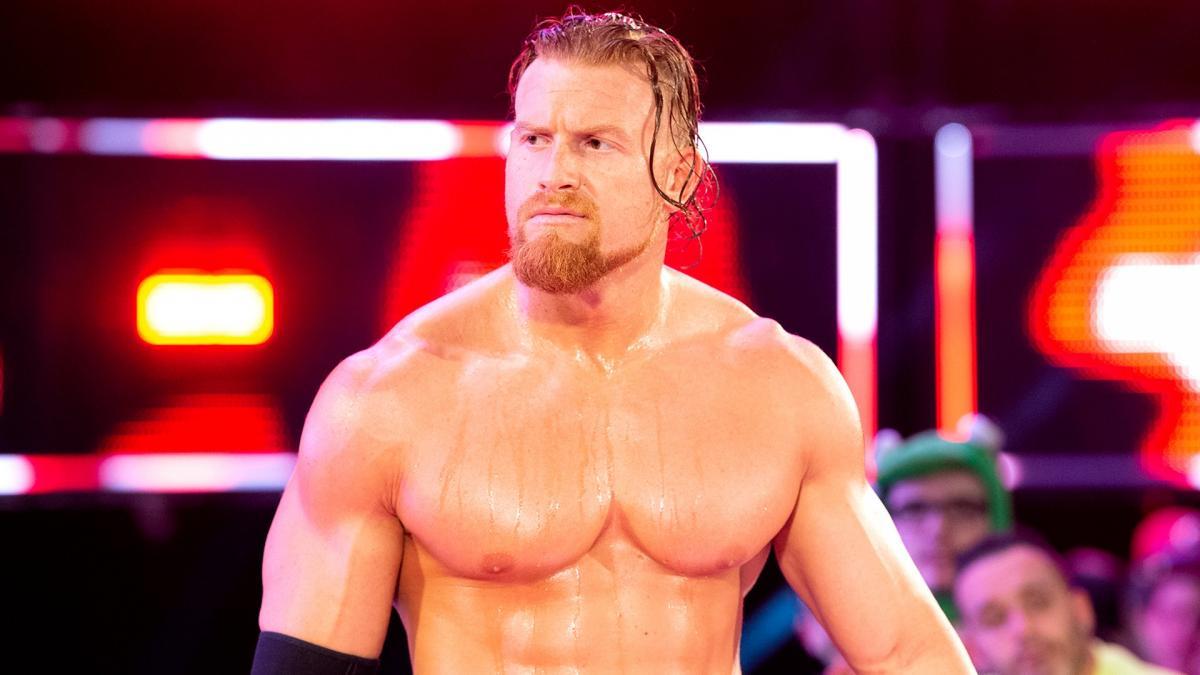 Atual status de Murphy na WWE