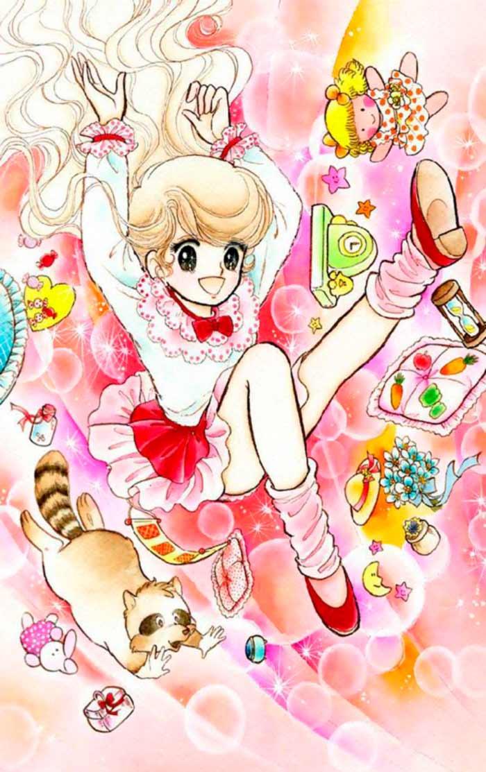 Magical Mami manga - Yumiko Igarashi