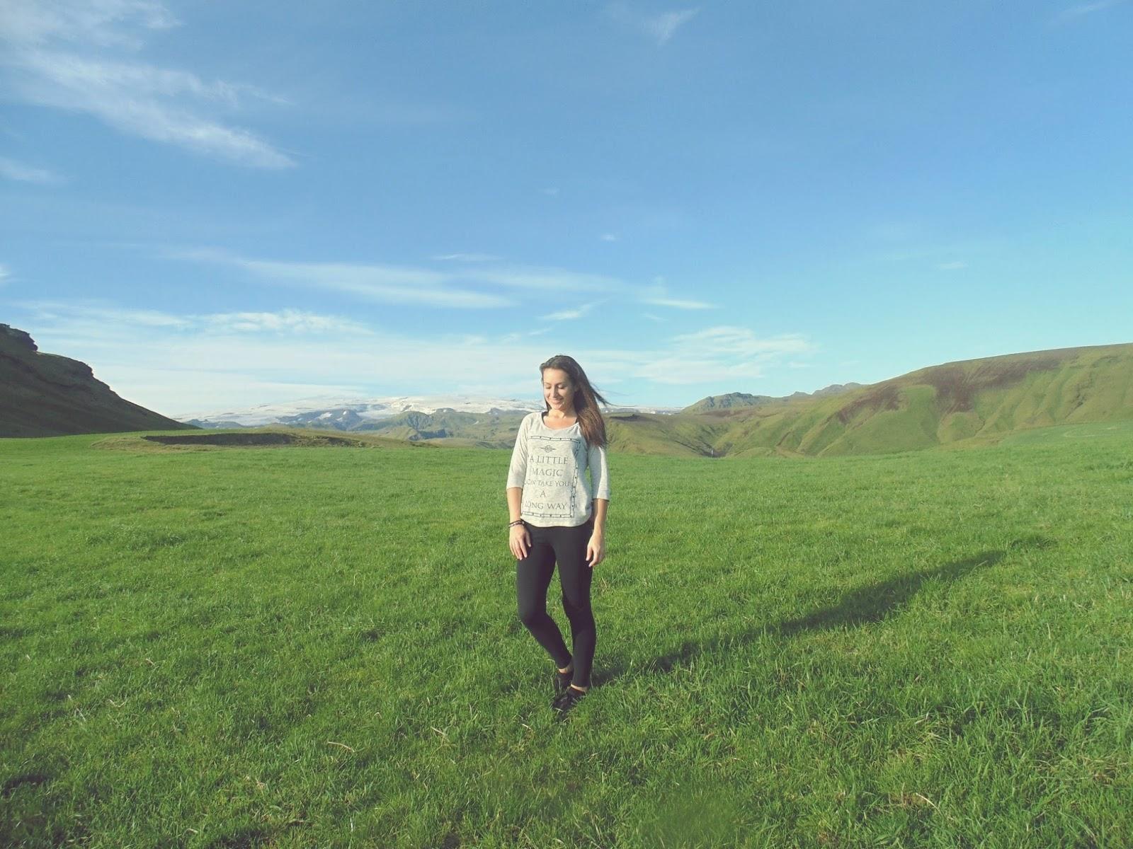 Lodowiec, Myrdalsjokull, plaża, czarna plaża, Reynisfjara, południowa Islandia, atrakcje turystyczne Islandii, Islandia, blog o Islandii, praca w Islandii, pani dorcia, blog podróżniczy, blog fotograficzny