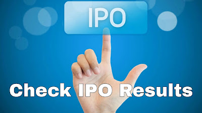 IPO+results