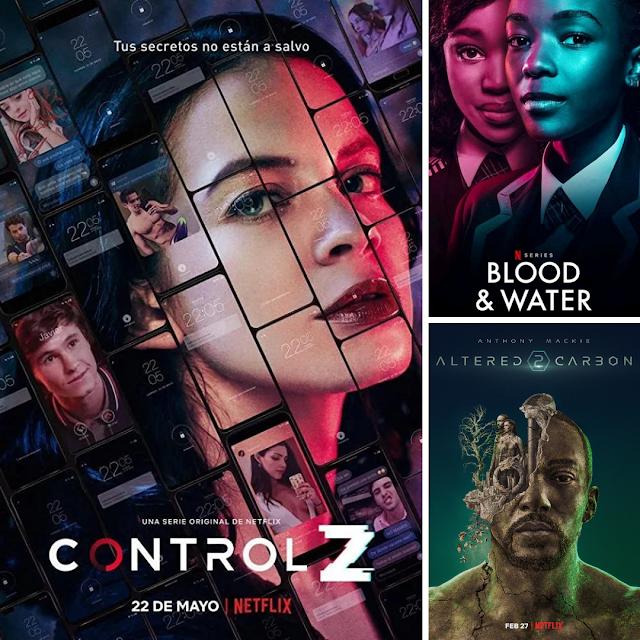 Poster séries 2020