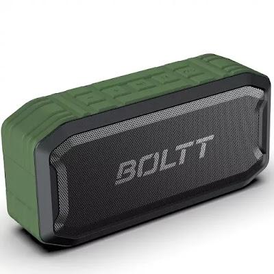 Boltt Fire-Boltt Xplode 1500 Portable Waterproof Bluetooth Speaker | Best Waterproof Bluetooth Speaker India | Best Waterproof Bluetooth Speaker Reviews