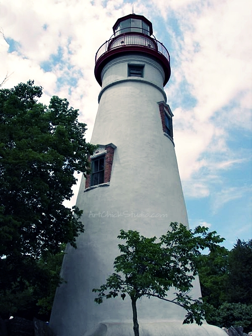 Marblehead Lighthouse Photograph