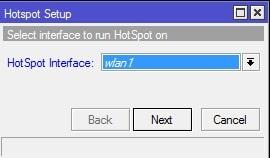Konfigurasi HotSpot MikroTik dengan Winbox