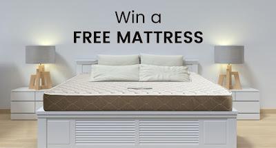 Win a Free Mattress | Free Stuff, Contests, Deals, Giveaways, Free