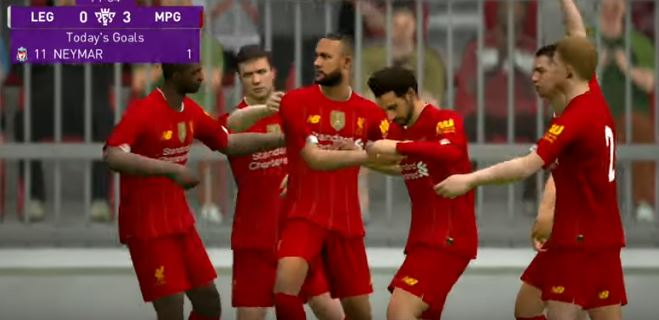 PES 2020 Mobile Patch New Graphics Patch Android