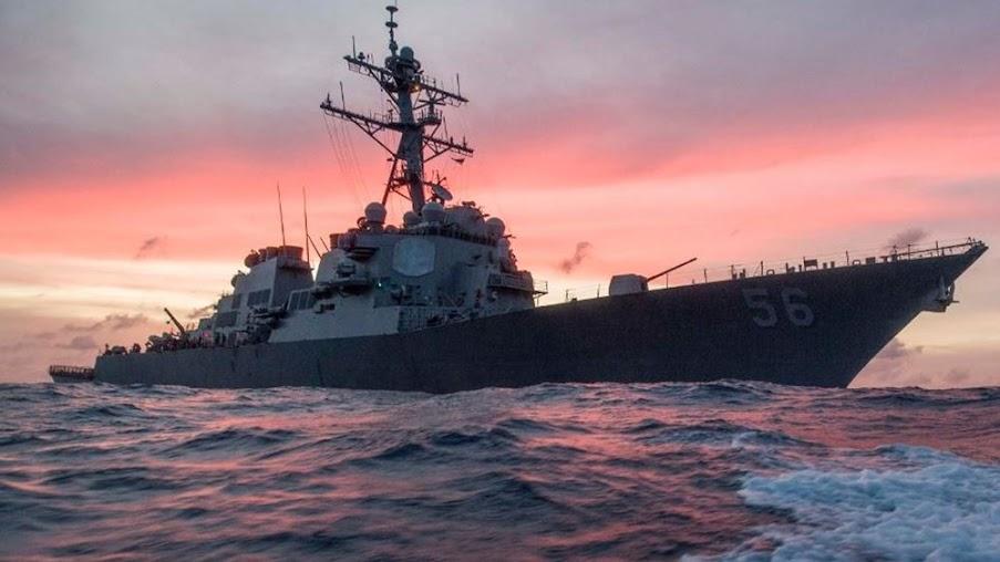 Ρωσία: Το βρετανικό αντιτορπιλικό παραβίασε το Δίκαιο της Θάλασσας