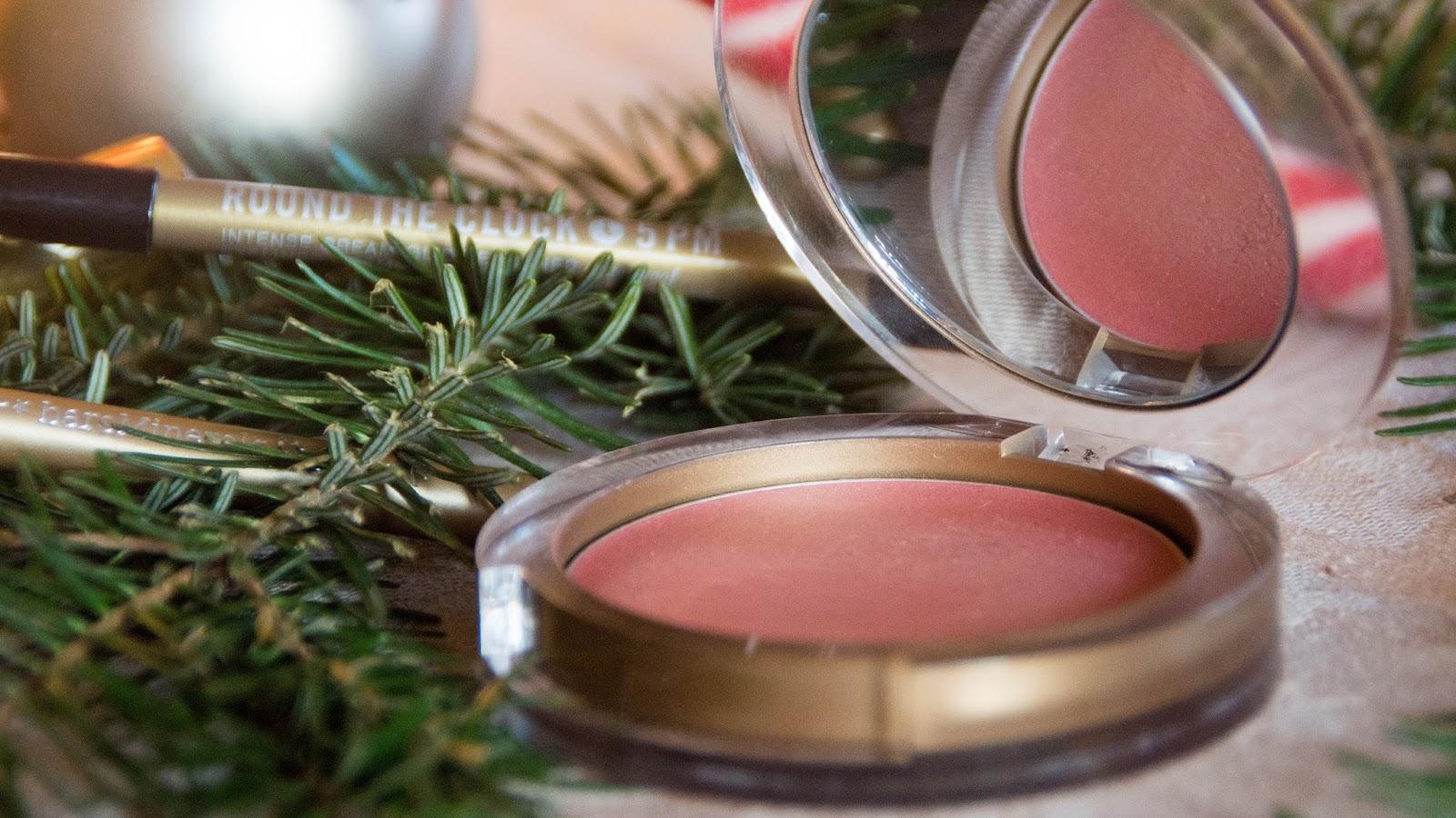 Mon avis sur Bareminerals, mon maquillage pour les fêtes de Noël !