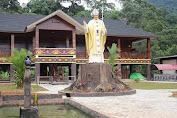 Sutarmidji Resmikan Rumah Retret Santo Yohanes Paulus II di Anjongan