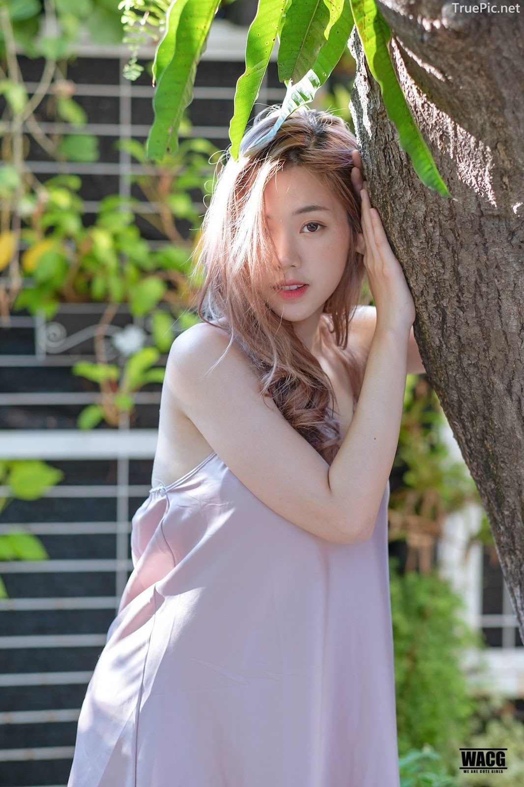 Hot Girl Thailand - Nilawan Iamchuasawad - Beauty Shines From Her In The Morning - TruePic.net - Picture 8