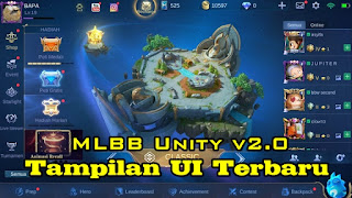 Cara Instal MLBB Unity V2.0 Di Original Server