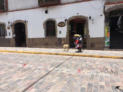 Cuzco. Perú