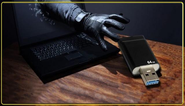 كيف يمكنك التجسس على مفتاح USB و الأقراص الخارجية بدون علم صاحبها