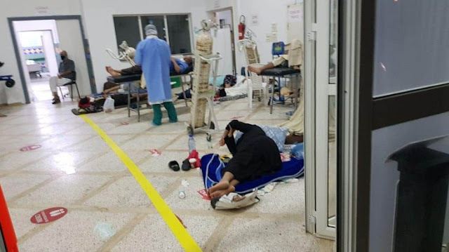 الدار البيضاء: ما هي الإجراءات بعد تشبع المستشفيات وأسرة تنظيم الدولة؟
