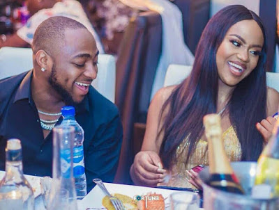 You Are An Idiot For Lying To Fans Over Our Breakup Davido's Ex girlfirend, Chioma Said So