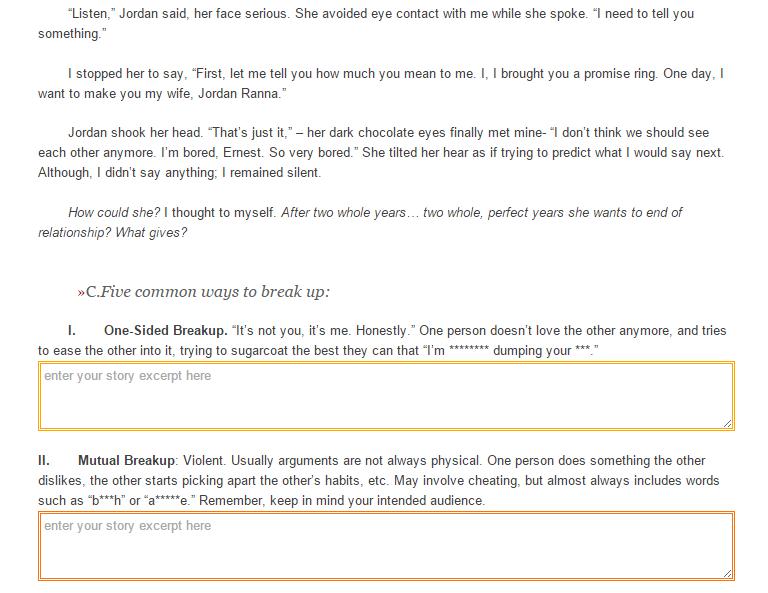 Script Breakdown: Script and Scene Analysis