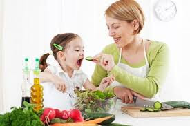 Membutuhkan Makanan & Nutrisi