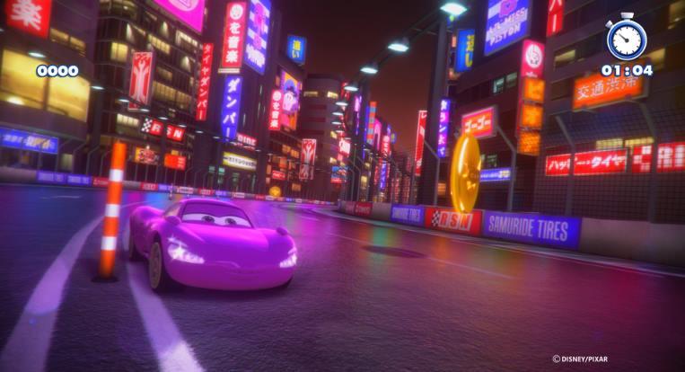 Rush A Disney Pixar Adventure PC Full Español