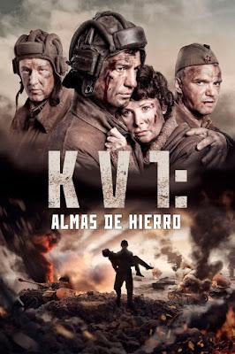 KV1: Almas de Hierro [2018] [NTSC/DVDR- Custom HD] Ruso, Español Latino