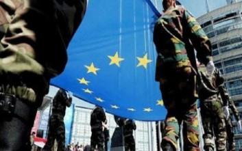Η λύση του ευρωπαϊκού στρατού