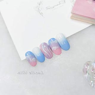 Acrylic Nails Art Design