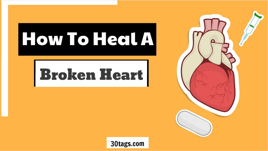 how to heal a broken heart from cheating