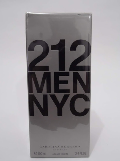 212 Men Nyc Eau De Toilette Carolina Herrera - 100ml