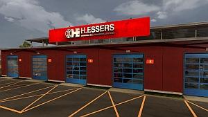 H.Essers garage mod