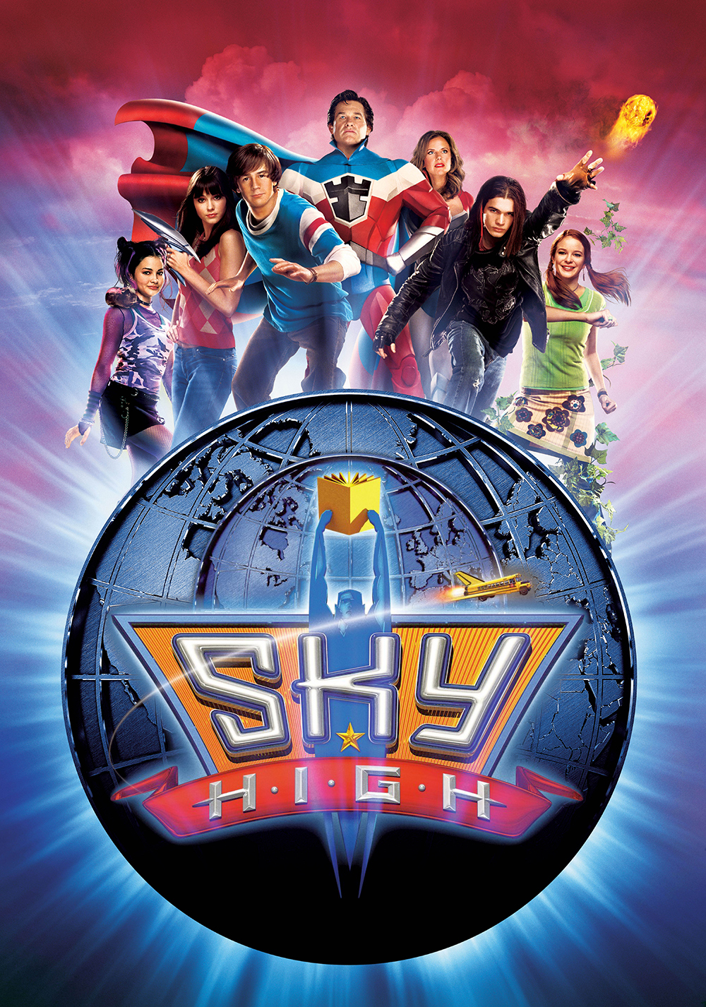 SKY HIGH (2005) MOVIE TAMIL DUBBED HD